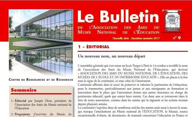 Bulletins de l'Amnemepe