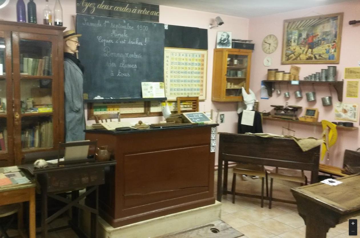 You are currently viewing Musée de l'école de la Farlède