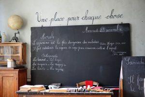 Editorial : Aux 170 Musées de l'école et du patrimoine éducatif implantés sur le territoire national