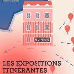 Munaé : Les expositions itinérantes
