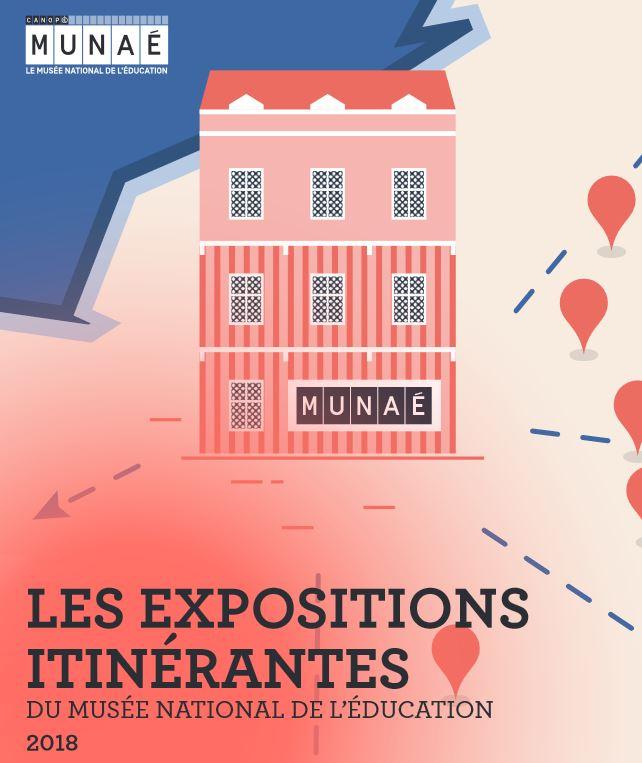 expos itinérantes du Munae
