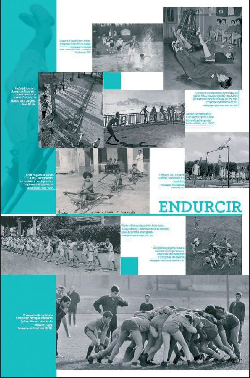 You are currently viewing L'exposition-dossier « Le Sport : histoire(s) d'être(s) ensemble 1936-2016 »