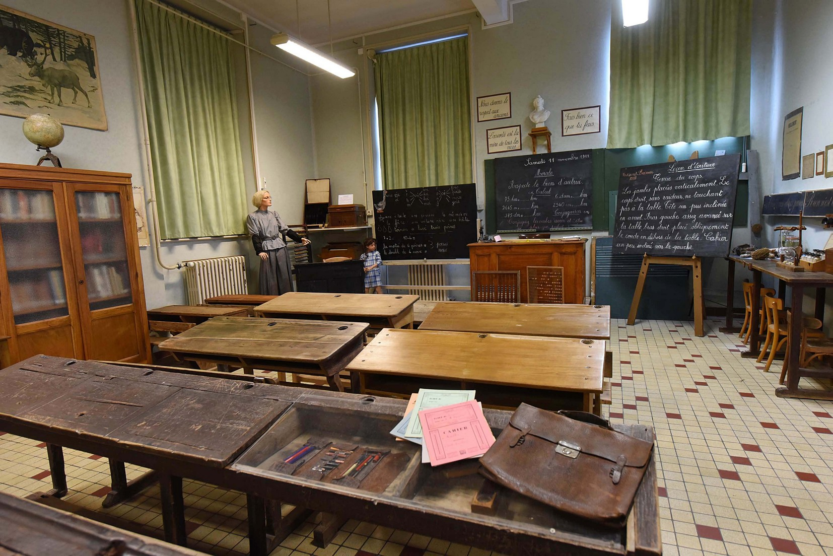 You are currently viewing Musée Nivernais de l'éducation