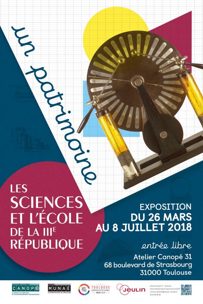 Les sciences et l'école de la IIIe République : un patrimoine