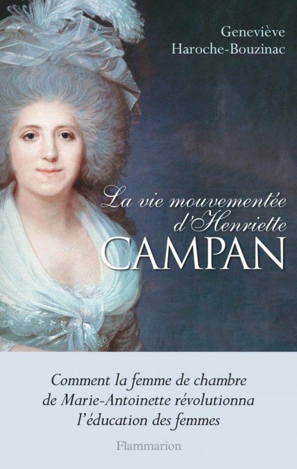 You are currently viewing La vie mouvementée d'Henriette Campan