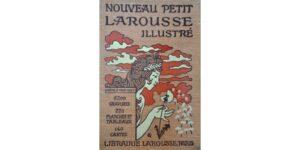 Read more about the article Dictionnaire Larousse 1932 : Écoles