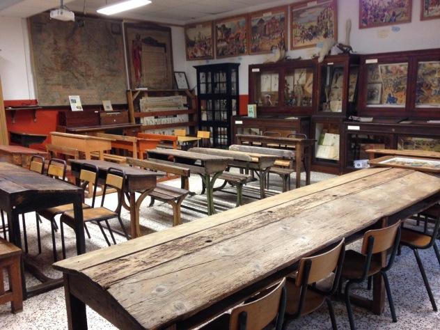 Salle J Ferry 2 - Musée de l'école d'autrefois - L'Isle sur la Sorgue