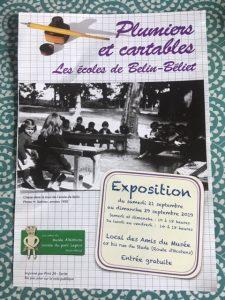 Read more about the article Plumiers et cartables (écoles de Belin-Béliet)