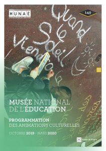 Programme des animations culturelles du Munaé : Octobre 2019 à Mars 2020