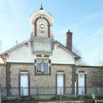 La Maison d'Ecole de Pouilly le Fort