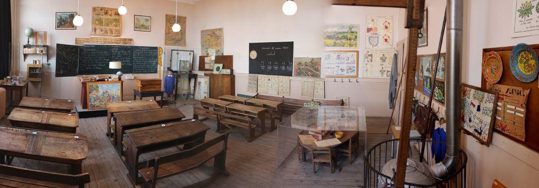 Musée de l'école - Montceau les Mines