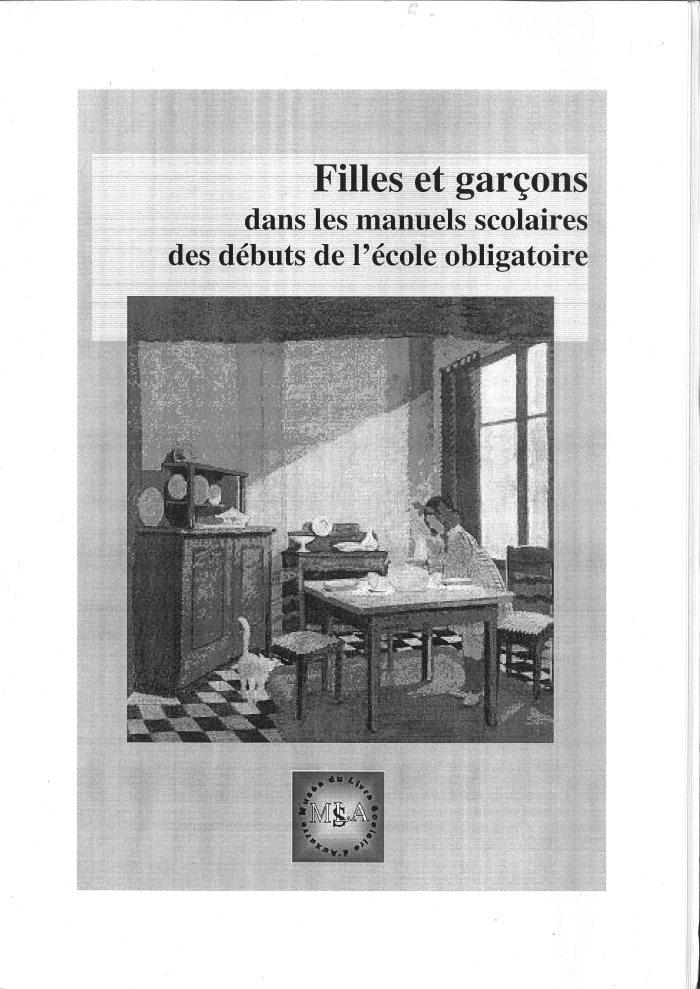 Read more about the article Filles et garçons