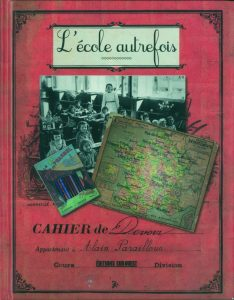 Read more about the article L'école autrefois