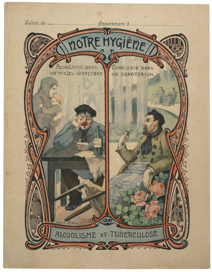You are currently viewing L'hygiène scolaire 1800-1910
