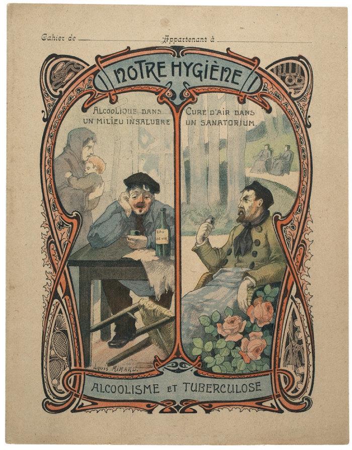 Munaé - Alcoolisme et Tuberculose - Notre hygiène.
