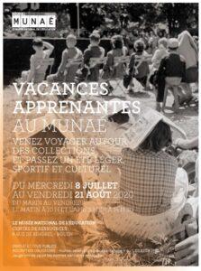 Read more about the article Vacances apprenantes au Munaé