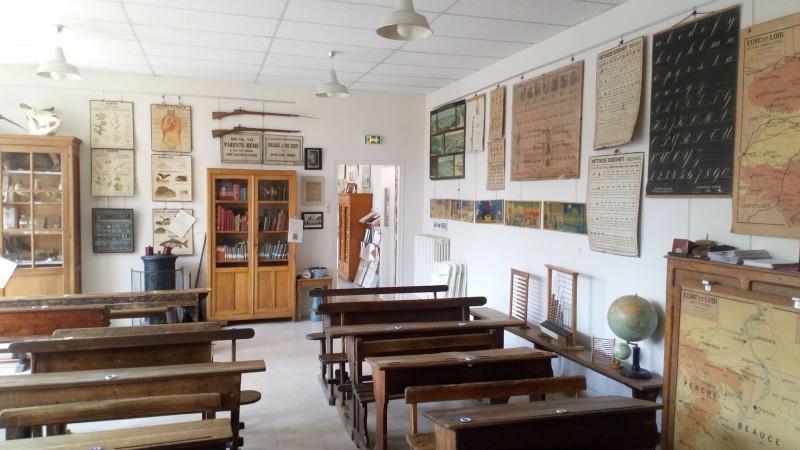 Musée de l'école de Chartres - Salle 1900