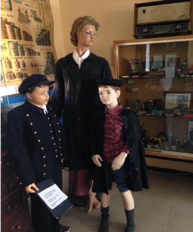 Musée de l'école d'autrefois - Isle sur la Sorgue