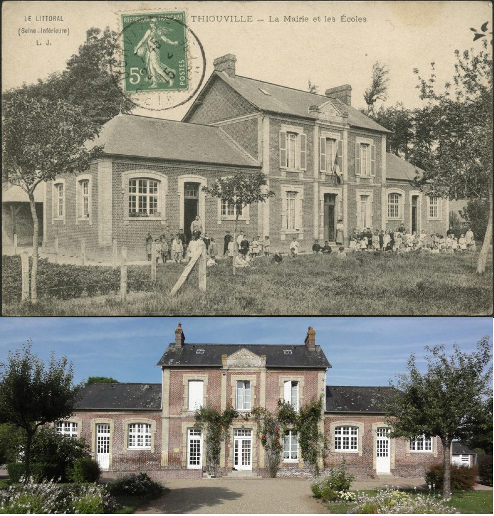 Ecole de Thiouville 1928 à nos jours