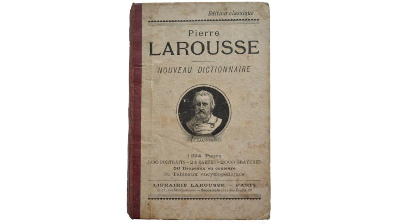 Read more about the article Dictionnaire Larousse 1912 : Écoles