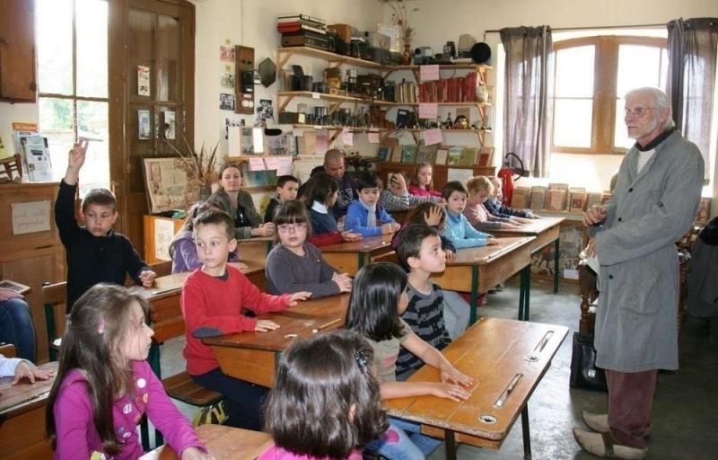 Musée école de Lagruère