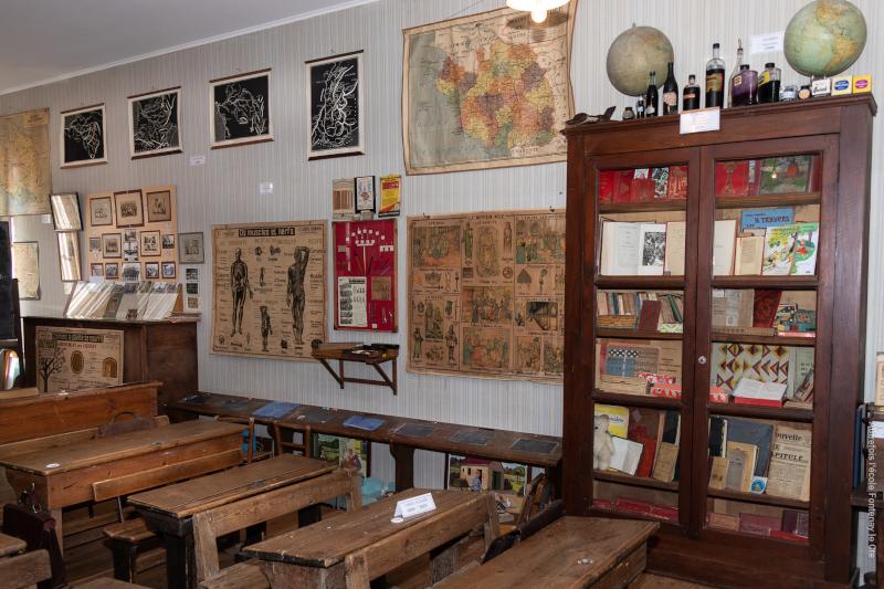 Petit musée de l'école au fil du temps - Fontenay-le-Comte