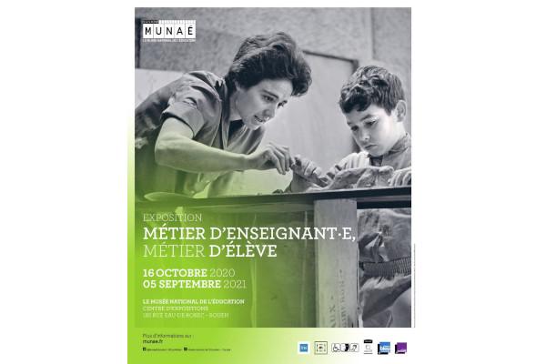 Read more about the article L'exposition « Métier d'enseignant(e), métier d'élève »