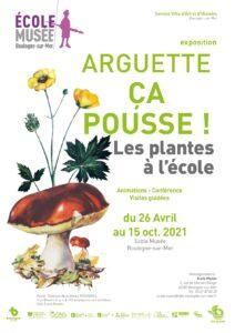 Read more about the article Exposition « Arguette ça pousse ! : les plantes à l'école »