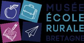 logo du musée de l'école rurale en Bretagne - Trévargan